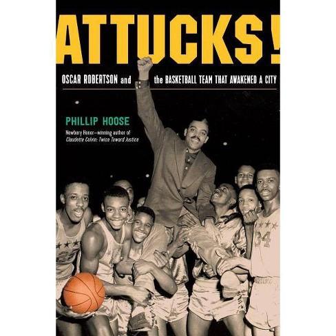 Attucks! - by  Phillip Hoose (Hardcover) - image 1 of 1