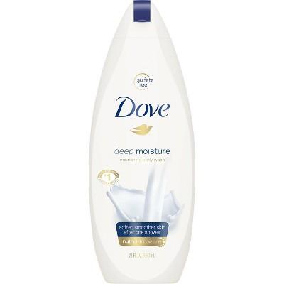 dove shower lotion