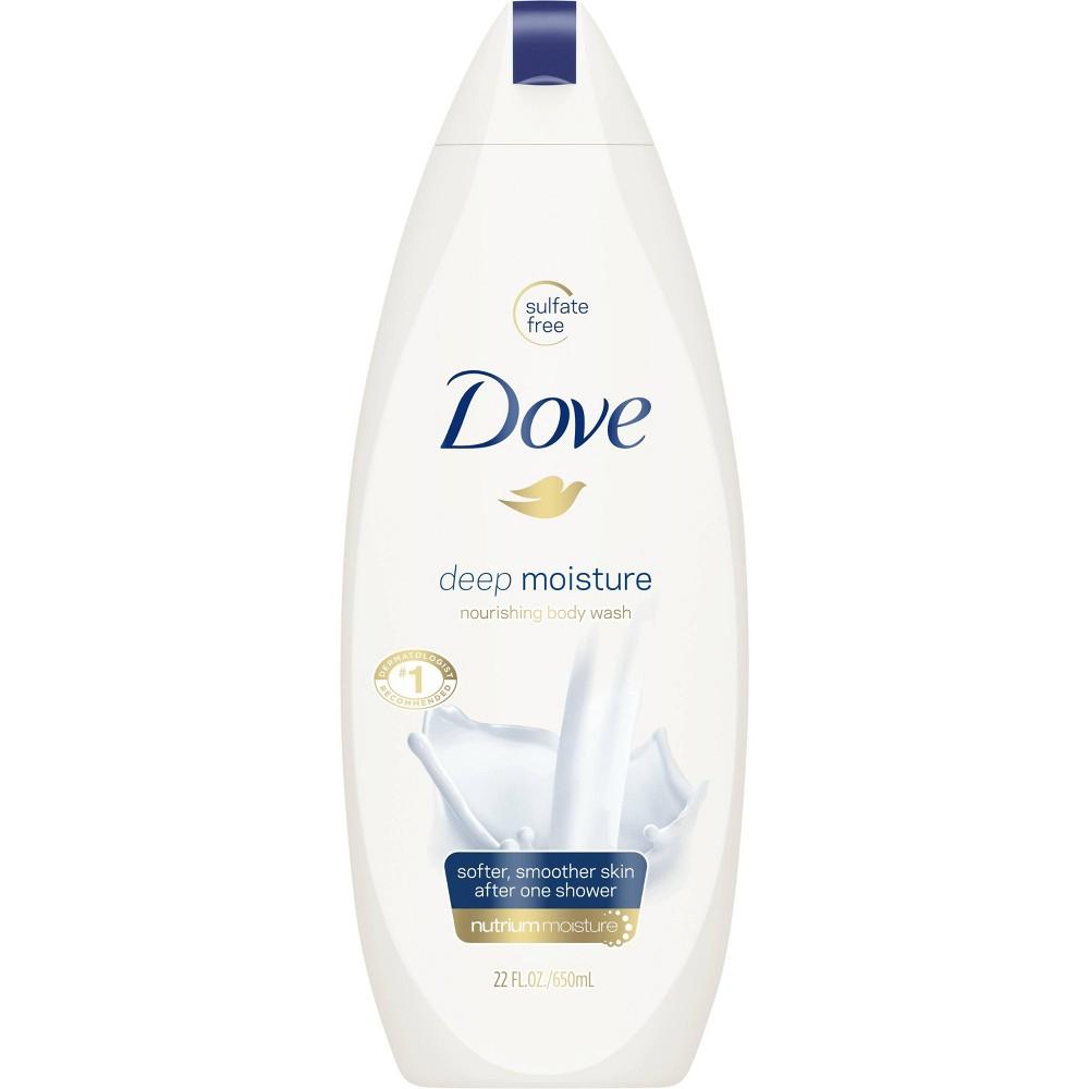 Dove Deep Moisture Body Wash - 22 fl oz