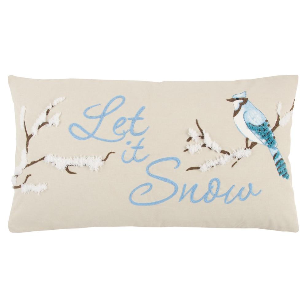 Throw Pillow Rizzy Home, Decorative Pillow
