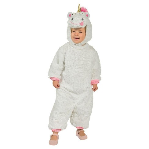 a4d2ac4176e8 Toddler Despicable Me 3 Fluffy Unicorn Costume : Target