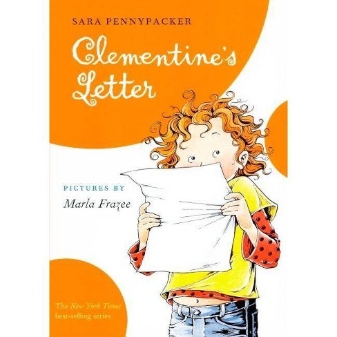 Clementine's Letter - (Clementine (Pb)) by  Sara Pennypacker (Hardcover) - image 1 of 1