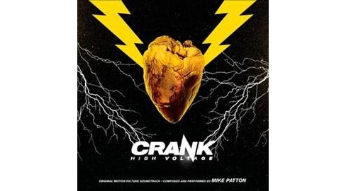 Mike Patton - Crank:High Voltage (Ost) (Vinyl) - image 1 of 1