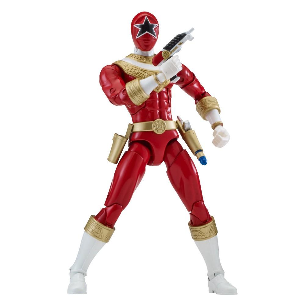 Power Rangers Zeo Red Ranger Legacy Figure