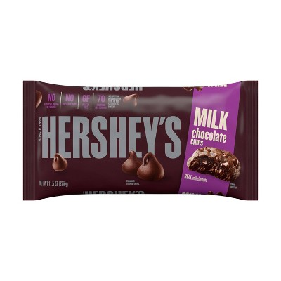Baking Chips & Chocolate: Hershey's Kitchens Milk Chocolate Chips
