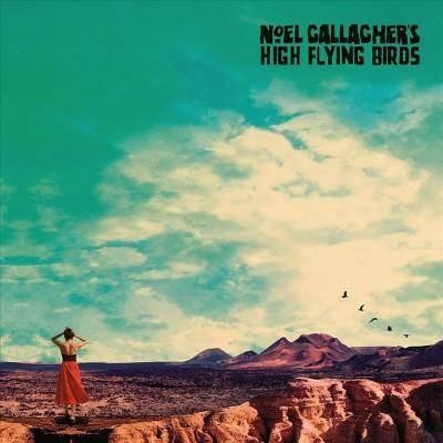 Noel Gallagher's High Flying Birds - Who Built The Moon? (LP) (Vinyl)