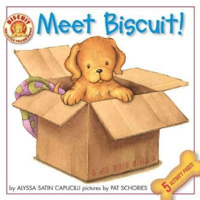 Meet Biscuit! (Paperback)