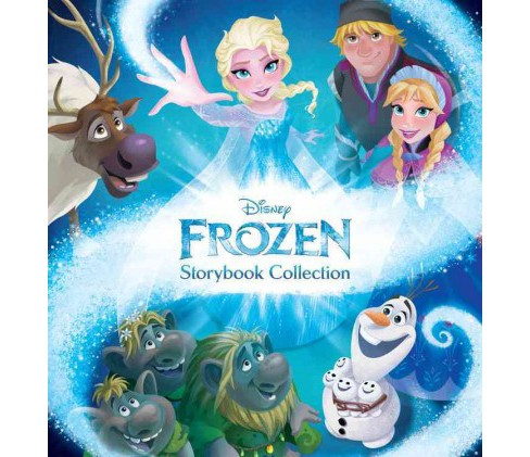 Frozen Storybook Collection (School And Library) - image 1 of 1