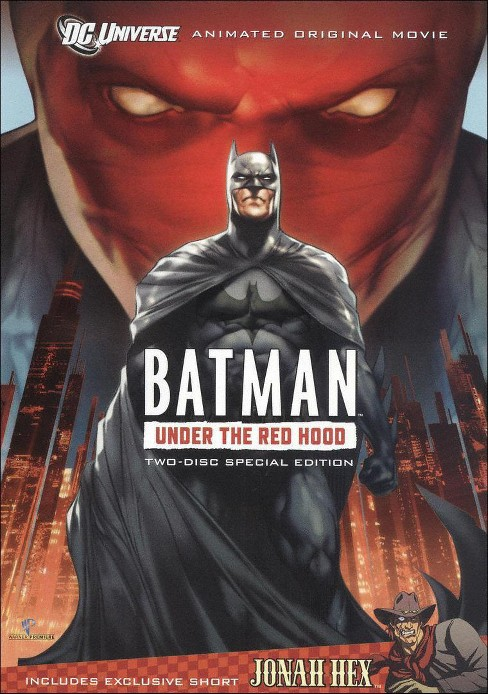Batman: Under the Red Hood [Special Edition] [2 Discs] - image 1 of 1