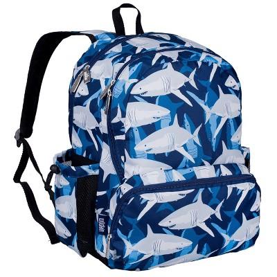 Wildkin Sharks 17 Inch Backpack