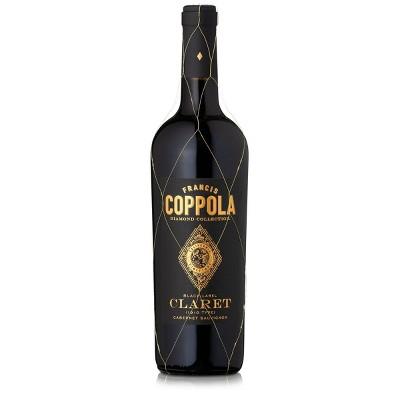 Francis Coppola Diamond Claret Cabernet Sauvignon Red Wine - 750ml Bottle