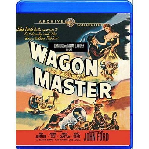 Wagon Master (Blu-ray) - image 1 of 1