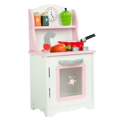 "Olivia's Little World - Little Princess 18"" Doll Furniture - Sweet Pink Kitchen - image 1 of 9"