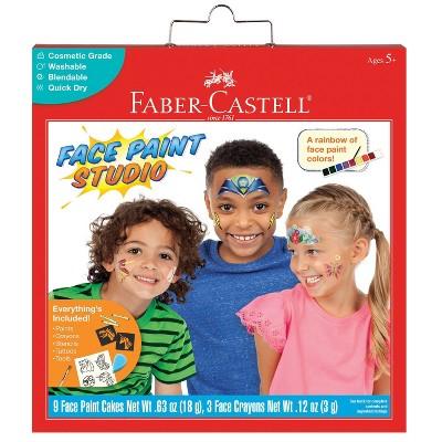 Face Paint Studio Kit - Faber-Castell