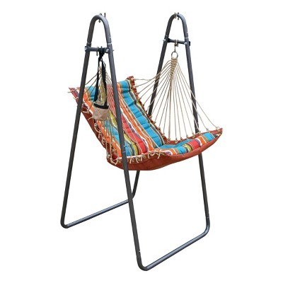 Soft Comfort Swing Chair & Stand - Algoma