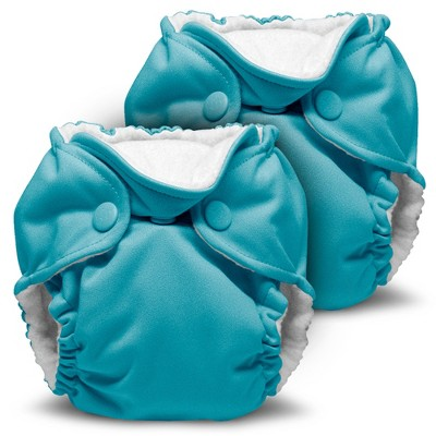 Kanga Care Lil Joey Newborn All in One Cloth Diaper (2pk)