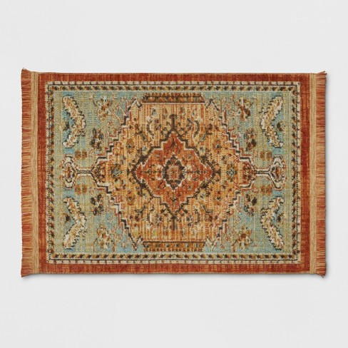 Fl Woven Accent Rug Threshold