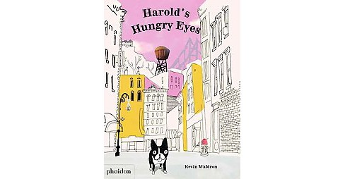 Harold's Hungry Eyes (Hardcover) (Kevin Waldron) - image 1 of 1