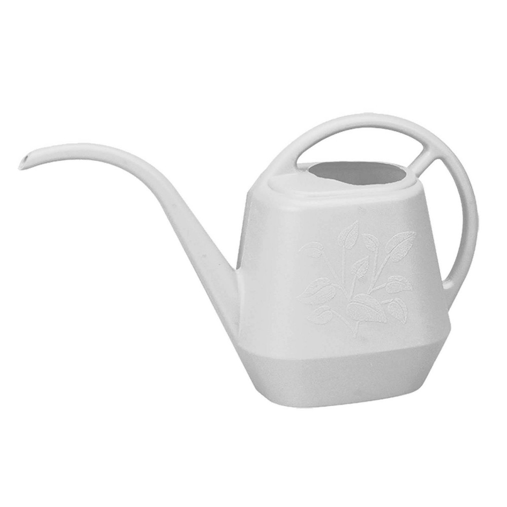 Image of 1.2gal Watering Can White - Bloem