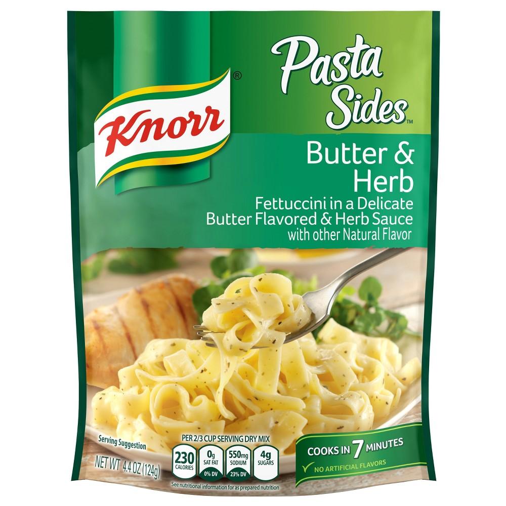 Knorr Pasta Sides Pasta Sides Dish Butter & Herb - 4.4oz