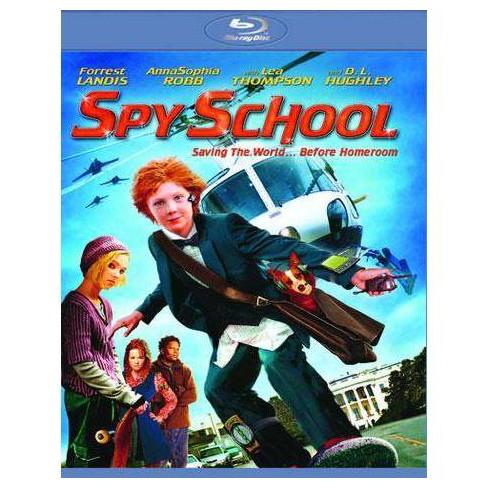 Spy School (Blu-ray) - image 1 of 1