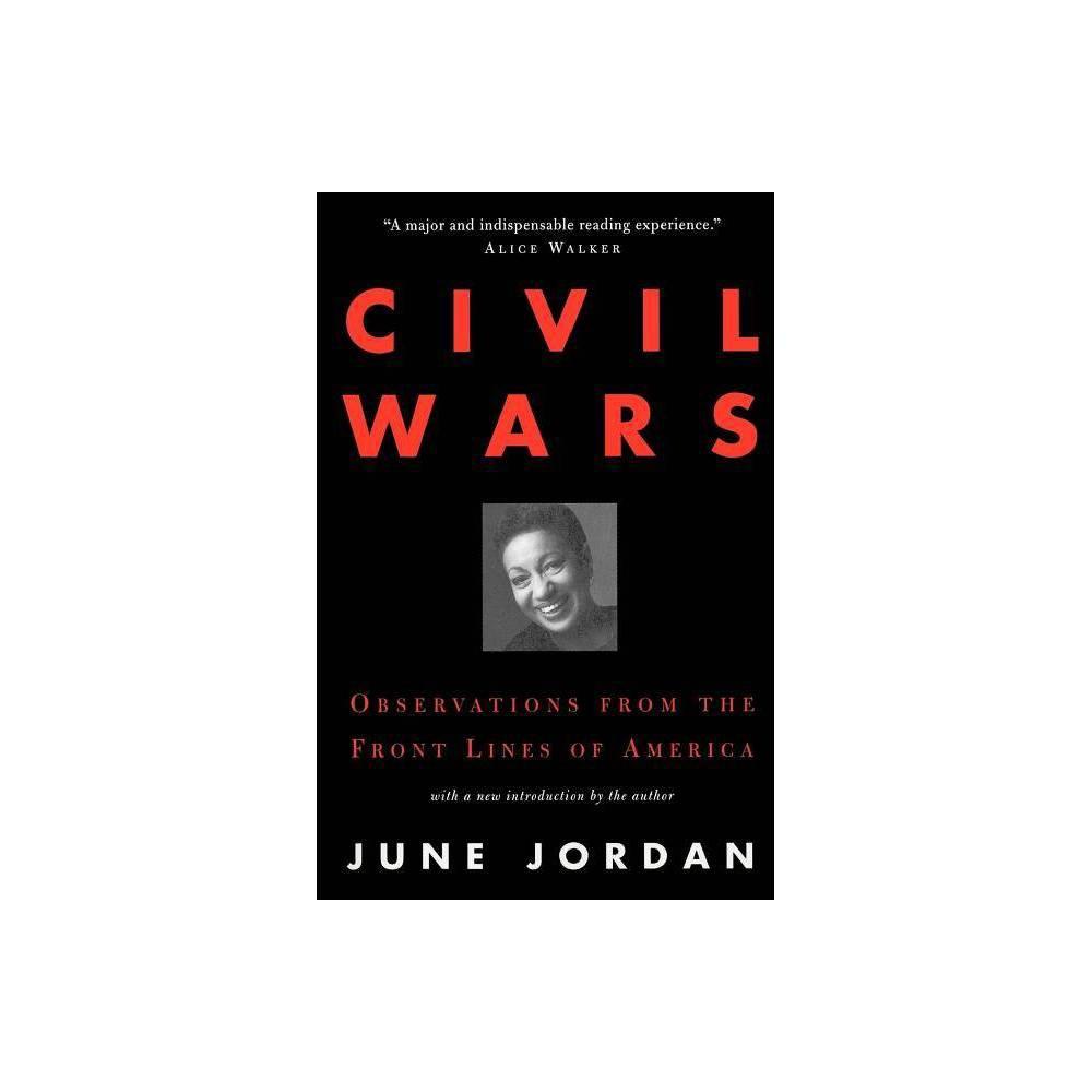 Civil Wars By June Jordan Paperback