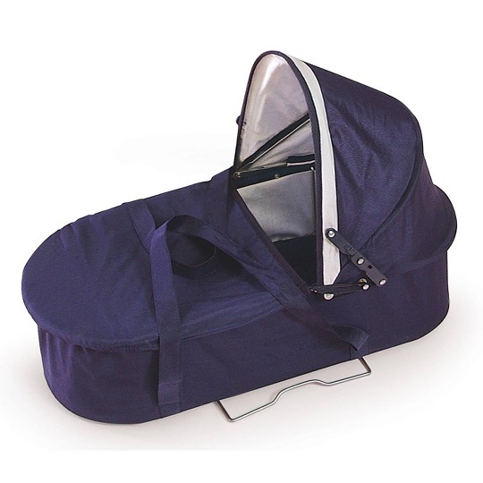 Badger Basket 3-in-1 Doll Carrier/Stroller - Navy image number null