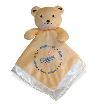 Los Angeles Dodgers Baby Fanatic Security Bear - White