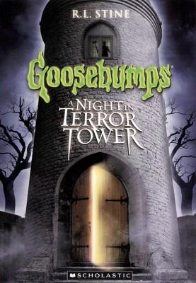 Goosebumps: A Night in Terror Tower (DVD)