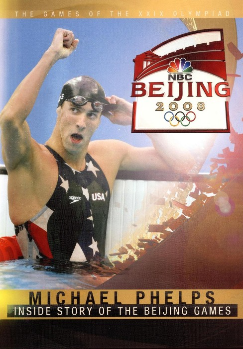 2008 Olympics: Michael Phelps - Inside Story of the Beijing Games (dvd_video) - image 1 of 1