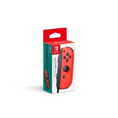 Nintendo Switch Joy-Con (R) Controller - Neon Red