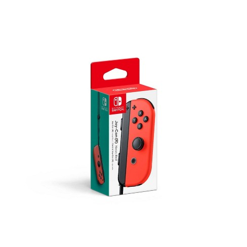 Nintendo Switch Joy-Con (R) Controller - Neon Red - image 1 of 1