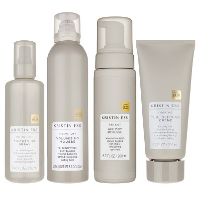 Kristin Ess Wet Styling  & Finishing Hair Care Collection
