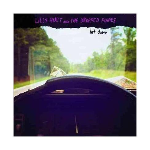 Lilly Hiatt - Let Down (CD) - image 1 of 1