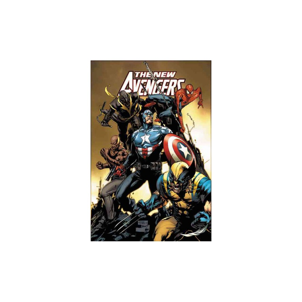 New Avengers The Complete Collection 4 (Reprint) (Paperback) (Brian Michael Bendis)