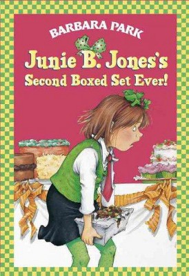 Junie B. Jones's Second Boxed Set Ever! ( Junie B. Jones) (Paperback) by Barbara Park