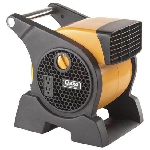 Lasko 4900 Pro Performance 3 Speed High Velocity Utility Blower Fan, Yellow - image 1 of 4