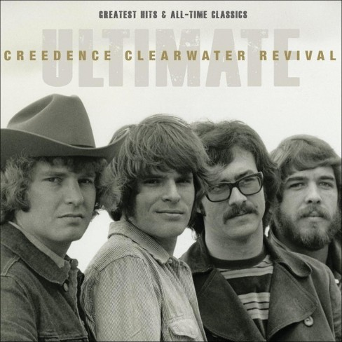 Creedence clearwater - Ultimate ccr:Greatest hits & all time (CD) - image 1 of 1