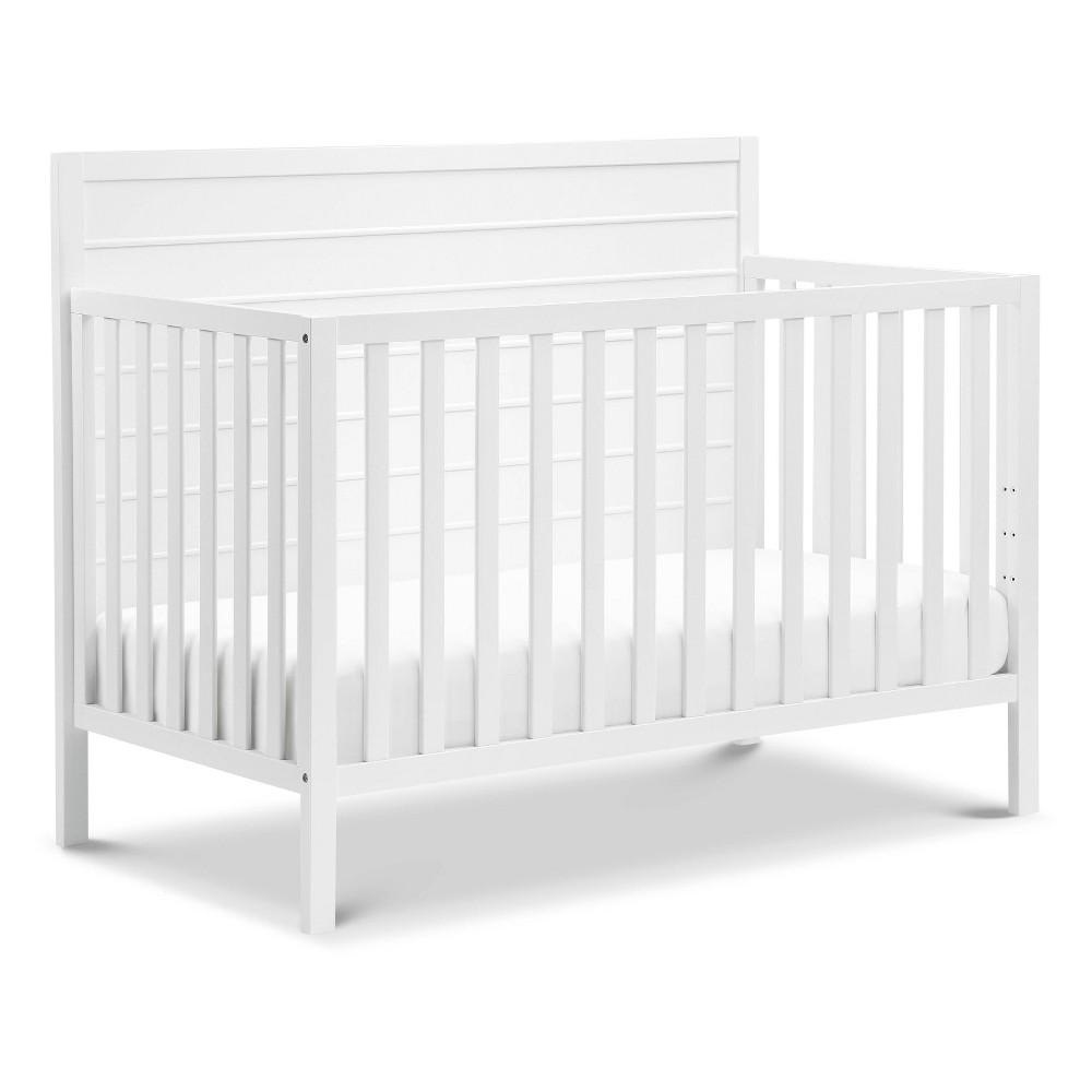 Carters by DaVinci Morgan 4-in-1 Convertible Crib in White