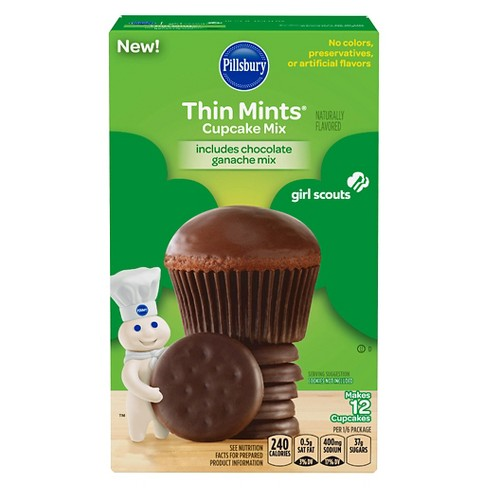Pillsbury® Thin Mints Cupcake Mix - image 1 of 1
