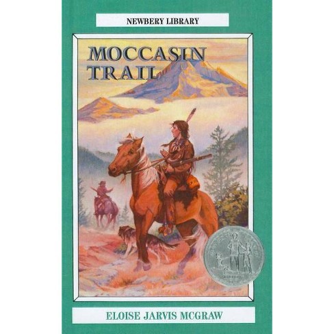 Moccasin Trail - by  Eloise McGraw (Hardcover) - image 1 of 1