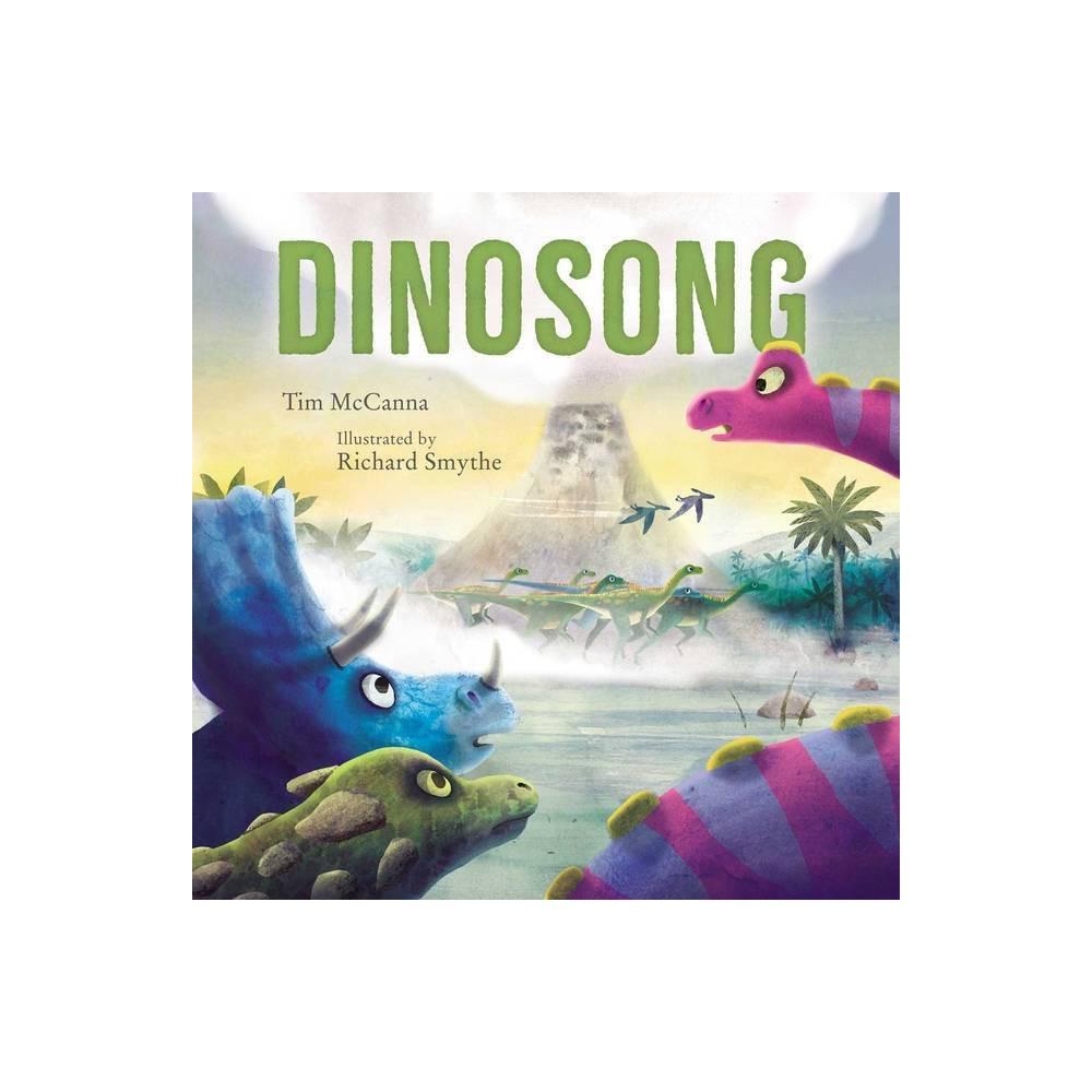 Dinosong By Tim Mccanna Hardcover