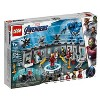 LEGO Marvel Avengers Iron Man Hall of Armor Superhero Mech Model with Tony Stark Action Figure 76125 - image 4 of 4