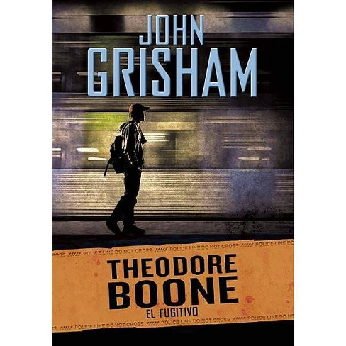 El Fugitivo / The Fugitive - (Theodore Boone) by  John Grisham (Hardcover) - image 1 of 1
