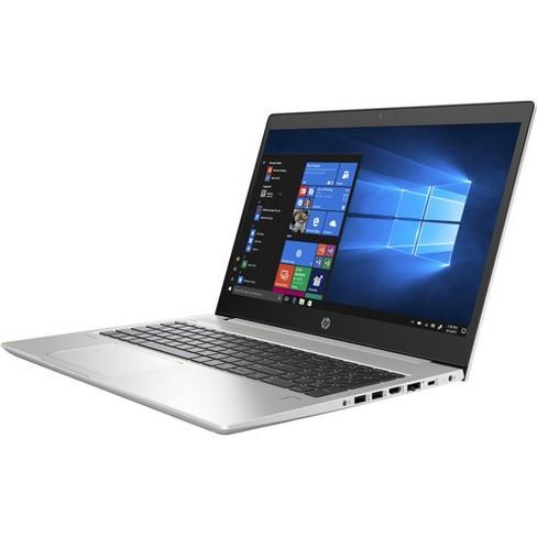 "HP ProBook 450 G6 15.6"" Notebook - 1920 x 1080 - Core i7 i7-8565U - 8 GB RAM - 256 GB PCIe NVMe Value SSD - Natural Silver - Windows 10 Pro 64-bit - image 1 of 4"