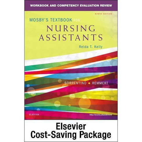Mosby's Textbook for Nursing Assistants - Textbook and Workbook Package - 9 Edition - image 1 of 1