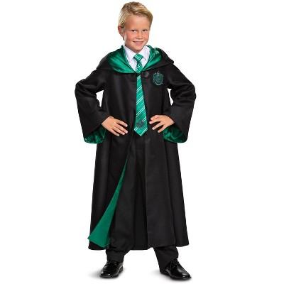 Harry Potter Slytherin Robe Prestige Child Costume