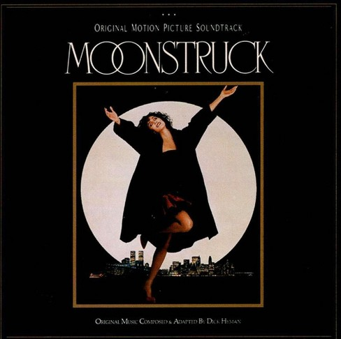 Soundtrack - Moonstruck (Ost) (CD) - image 1 of 1