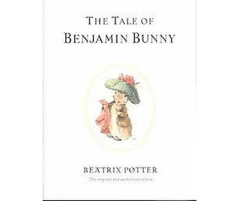 Tale of Benjamin Bunny (Hardcover) (Beatrix Potter) - image 1 of 1