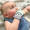 Itzy Ritzy Teething Mitt Cactus - Green - image 3 of 3